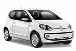 VW UP! 1.0 от Europcar
