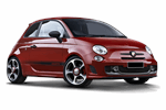 ABARTH 500C от Europcar