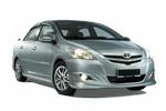 TOYOTA VIOS E 1.3 AC от Europcar