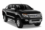 FORD RANGER DOUBLE CABINE от Europcar
