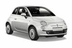 FIAT 500 1.2 69CV CONVERTIBLE от Europcar