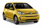 VW UP! от Europcar