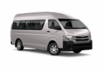 TOYOTA COMMUTER 12 SEATER от Europcar