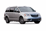 CHRYSLER TOWN AND COUNTRY 3.6 от Europcar