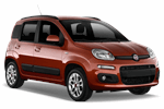 FIAT PANDA 1.2 from Europcar