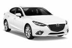 MAZDA 3 AUT 1.6 от Europcar