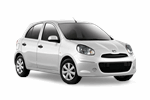 NISSAN MICRA MANUAL от Europcar