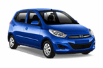 HYUNDAI I10 AC AUTOMATIC from Europcar