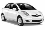 TOYOTA YARIS 1.6 от Europcar