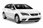SEAT LEON COMBI 1.2 от Europcar