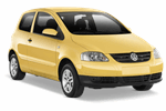 VW FOX 1.6 from Europcar