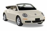 VW COCCINELLE CABRIOLET от Europcar