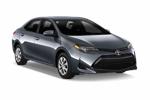 TOYOTA COROLLA QUEST 1.4 AUTO от Europcar