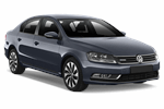 VW PASSAT 2.0  CHAUFFEUR ONLY from Europcar
