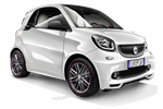 SMART BRABUS COUPE AUTOMATIQUE от Europcar