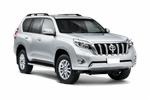 TOYOTA PRADO 4X4 (INC GPS) от Europcar