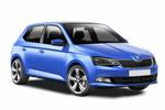 SKODA FABIA 1.4 от Europcar