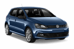 VOLKSWAGEN POLO от Europcar