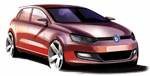 VW UP 1.0 от Europcar