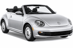 VW BEETLE CABRIO from Europcar