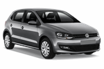 VW POLO 1.4  CHAUFFEUR ONLY от Europcar