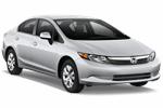 HONDA CIVIC 1.8 от Europcar