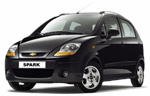 Chevy Spark from E-Z Rent a Car