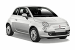 FIAT 500 from Keddy by Europcar
