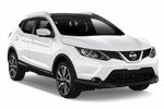 NISSAN QASHQAI 4X2 от Keddy by Europcar