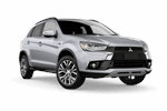 MITSUBISHI ASX from Keddy by Europcar