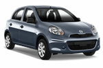 NISSAN MICRA 1.2 от Keddy by Europcar