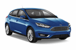 FORD FOCUS 1.6 from Keddy by Europcar