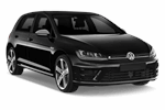 VW GOLF 1.6 from Keddy by Europcar