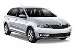 SKODA RAPID 1.6 от Keddy by Europcar