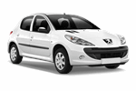 PEUGEOT 206 1.1L 4D AC from Keddy by Europcar