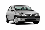RENAULT LOGAN 1.6 from Keddy by Europcar