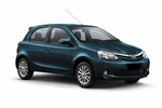 TOYOTA ETIOS 1.5 from Keddy by Europcar
