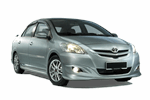 TOYOTA VIOS 1.5 от Keddy by Europcar
