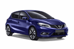 NISSAN PULSAR 1.6 от Keddy by Europcar