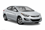 HYUNDAI ELANTRA 2.0 от Keddy by Europcar