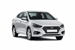 HYUNDAI SOLARIS 1.6 от Keddy by Europcar