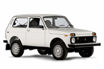 LADA NIVA 1.7 от Keddy by Europcar