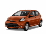 TOYOTA AYGO from National