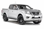 Nissan Navara от Budget