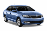 SKODA RAPID 1.4 от Europcar