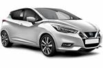 NISSAN MICRA от Europcar
