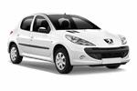 PEUGEOT 206 1.1 4D AC от Europcar