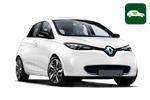 RENAULT ZOE ELECTRIQUE от Europcar