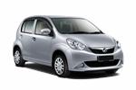 PERODUA MYVI 1.3A от Europcar