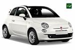 FIAT 500 C CABRIO от Europcar